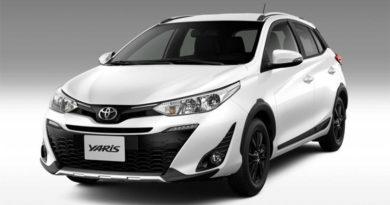 Conheça a nova linha Toyota Yaris 2020