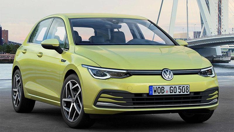 Conheça a oitava geração do novo Volkswagen Golf