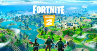Fortnite – Capitulo 2 já está disponível para baixar