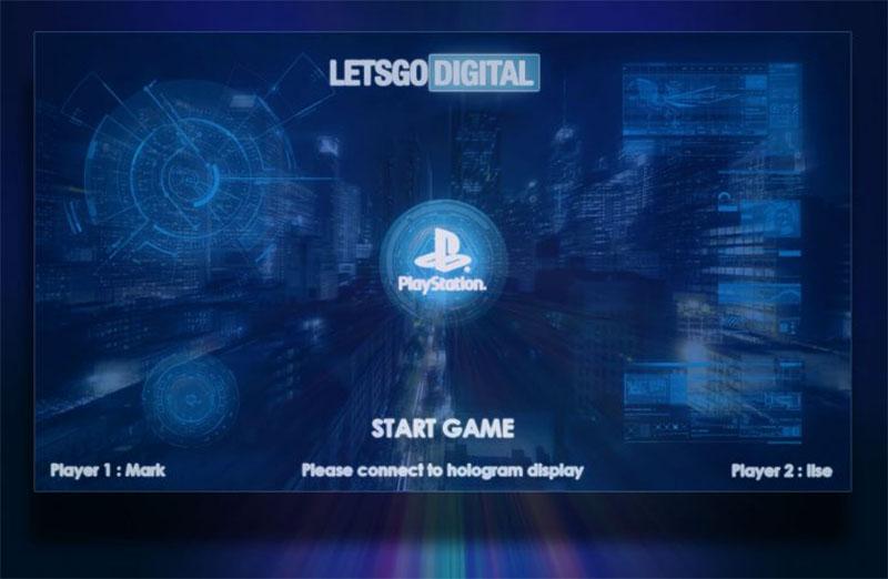 Mais pra frente será possível jogar games em tela holográfica 3D