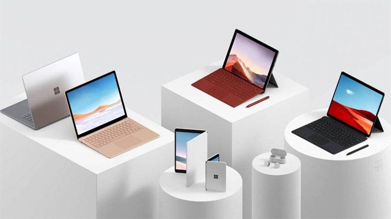 Microsoft apresenta nova linha de laptops Surface