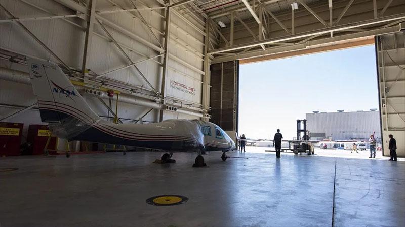 NASA se prepara para testar seu primeiro avião elétrico