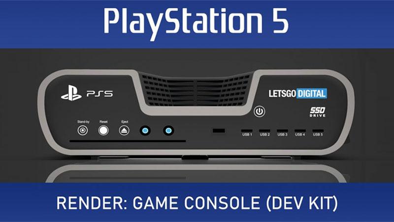PlayStation 5 pode chegar ao mercado com esse design
