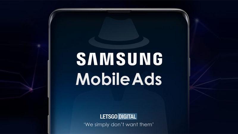 Samsung pode começar a exibir anúncios em smartphones