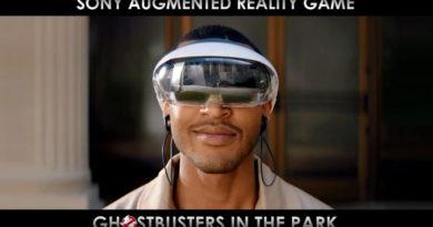 Sony pode lançar fone de ouvido sem fio de realidade aumentada com câmeras estereostópicas 3D