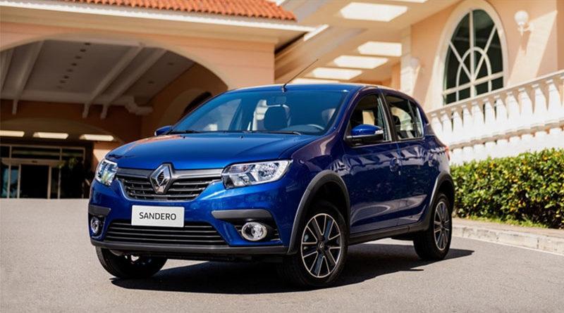 Veja as novidades da linha Renault Sandero 2020