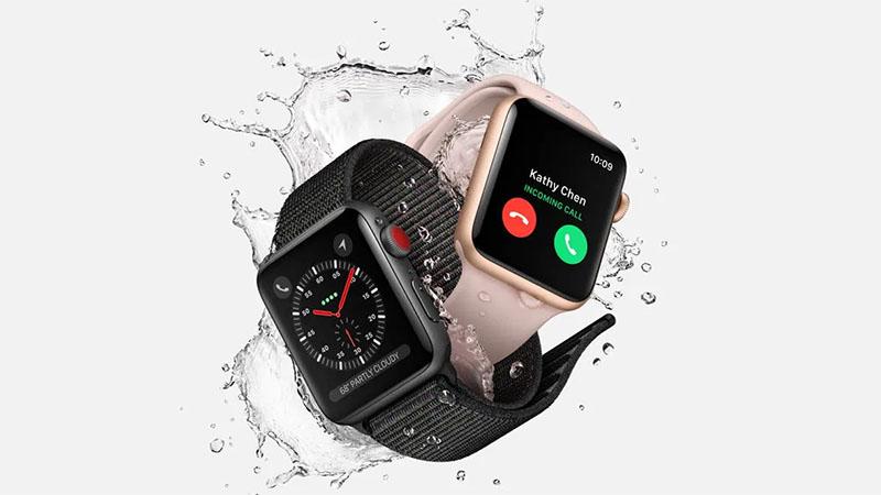 Apple Watch Series 6 pode ganhar resistência aprimorada a água