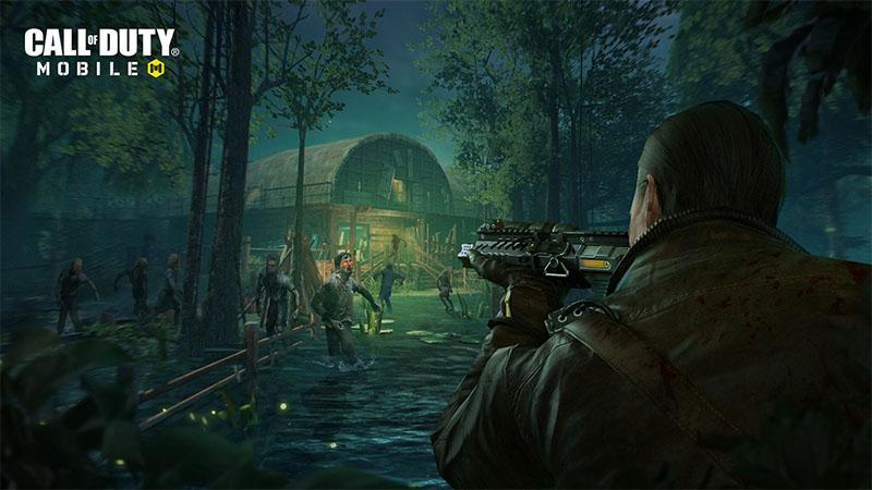 Call of Duty- Mobile - Modo Zombie