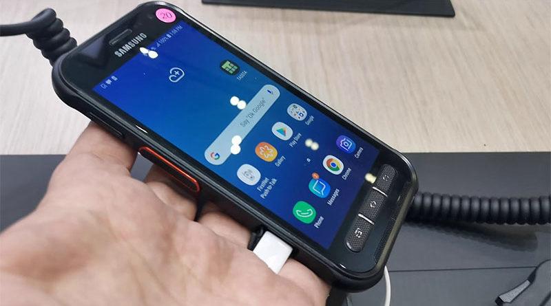 Conheça o Galaxy Xcover Field Pro - Smartphone parrudo e super resistente da Samsung