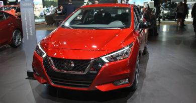 Conheça o novo Nissan Versa 2020