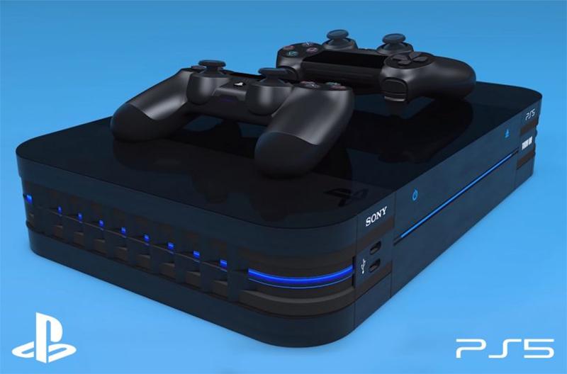 Esse é um dos possíveis visual que o PlayStation 5 pode ter
