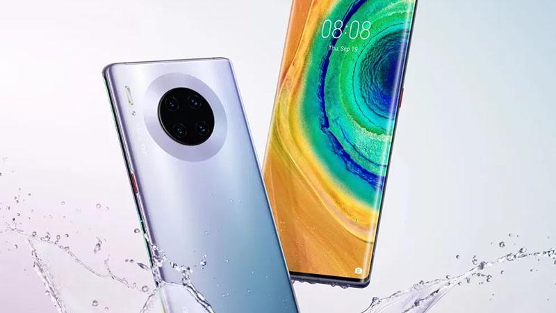 Huawei vende milhões de smartphones Mate 30 mesmo com boicote dos EUA