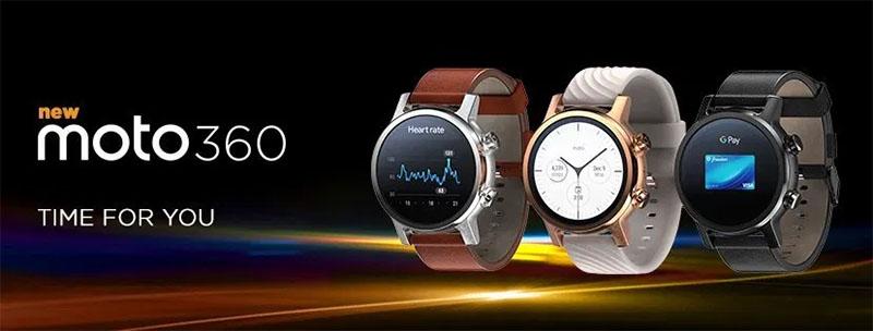 Motorola lança nova versão do Moto 360