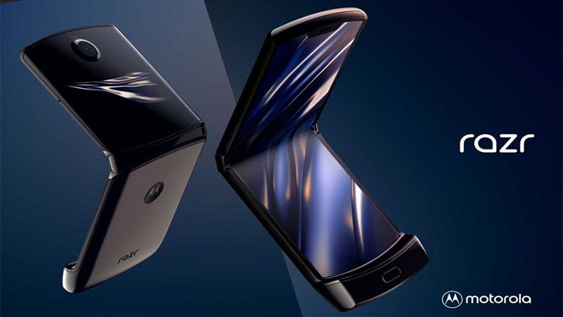 Novo Motorola Razr é anunciado oficialmente