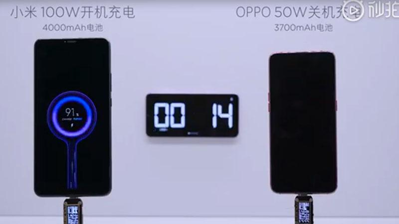 Novo carregador da Xiaomi leva apenas 17 minutos pra carregar bateria de smartphone