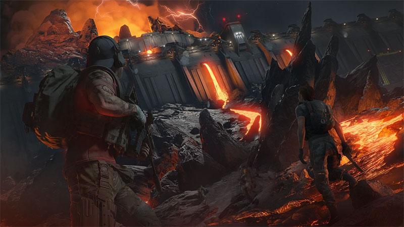 Projeto Titan - Ghost Recon Breakpoint