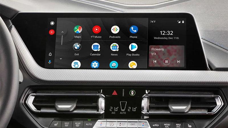 BMW vai integrar Android Auto em seus veículos a partir de 2020
