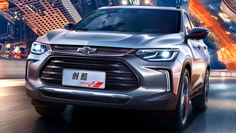 Chevrolet Tracker 2020 deve estrear no Brasil em breve
