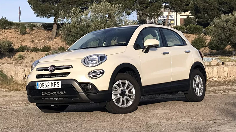 Fiat pode lançar SUV 500x no Brasil em 2020