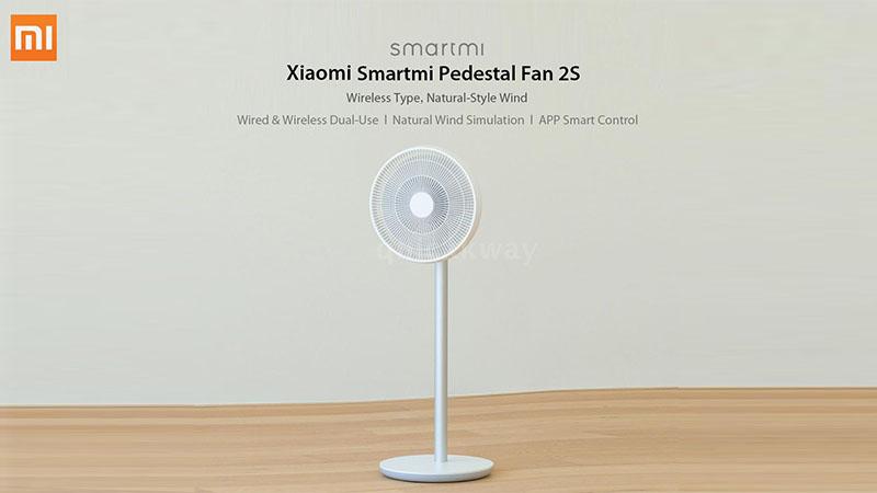 Xiaomi tem até ventilador com controle remoto via Wi-Fi