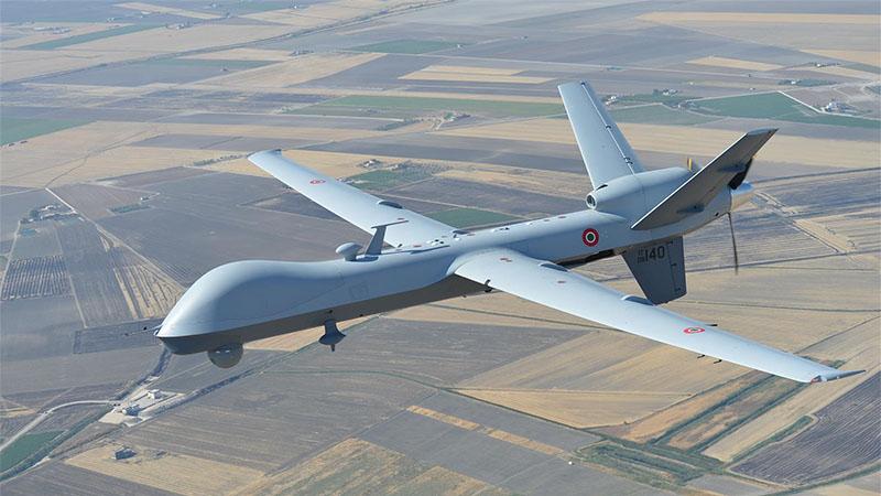 Aeronave não tripulada MQ-9 Reaper tem autonomia e eficácia de combate incrível