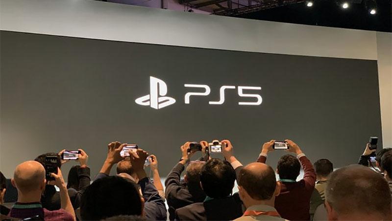 CES 2020 Sony apresenta logo do PlayStation 5 para o público