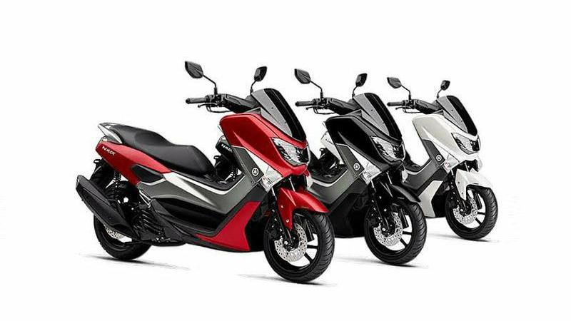 Conheça a nova Yamaha NMax 160 2020