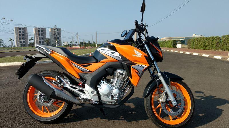 Conheça as novidades da Honda CB Twister 250 2020