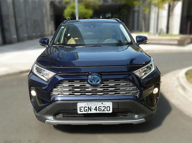 Conheça as novidades do Toyota RAV4 2020 Híbrido