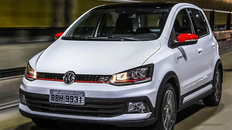 Conheça as novidades do novo Volkswagen Fox 2020