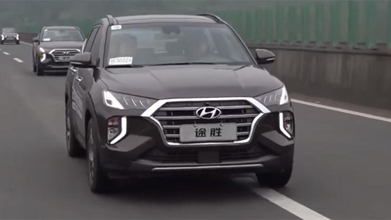 Conheça o novo Hyundai Tucson 2020