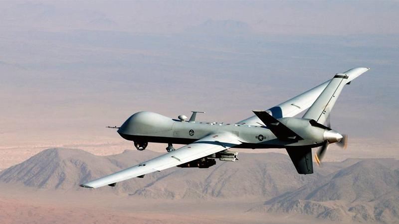 Drone MQ-9 Reaper é infalível em combate e ainda carrega um arsenal de guerra poderoso