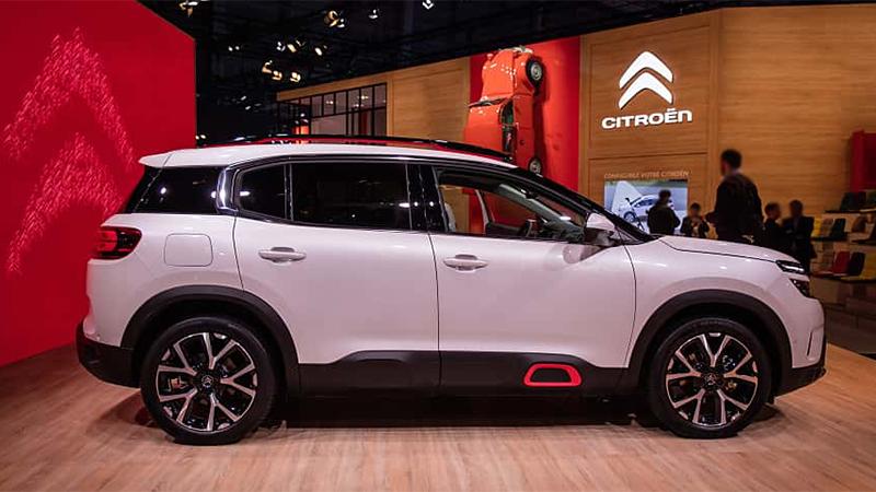 Esse é o novo Citroën C5 Aircross 2020
