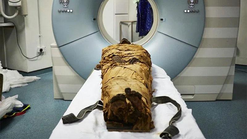 Pesquisadores conseguem ouvir a voz de uma múmia de 3.000 anos graças a tecnologia