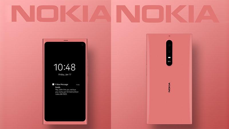 Nokia N9 pode estar a caminho