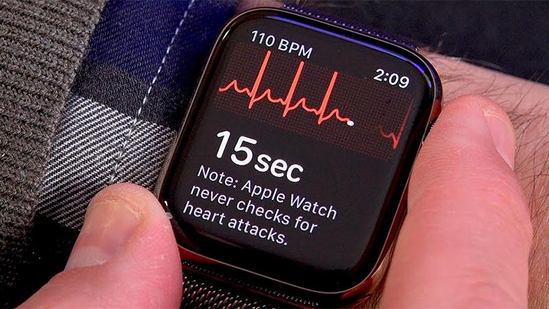 Futuros Apple Watch pode chegar com tecnologia de saúde preventiva