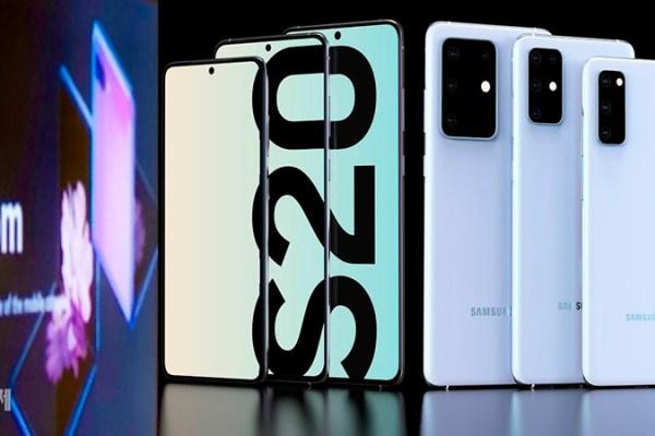 Samsung Galaxy Bloom, Galaxy S20, S20+ e S20 Ultra estão a caminho