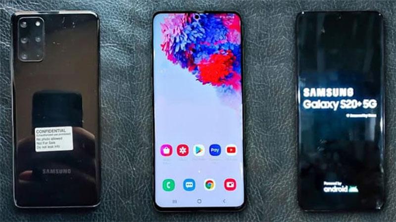 Samsung Galaxy S20 5G, S20+ 5G e S20 Ultra 5G tem preços e data de lançamento vazados na internet