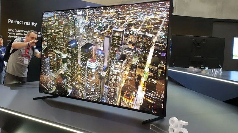 Samsung pode apresentar TV com moldura zero na CES 2020