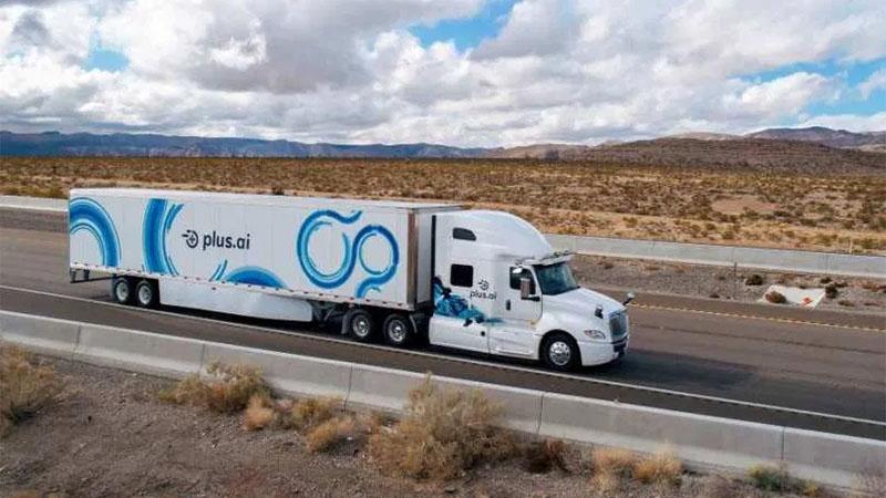 Caminhão autônomo é testado em ruas do Estados Unidos