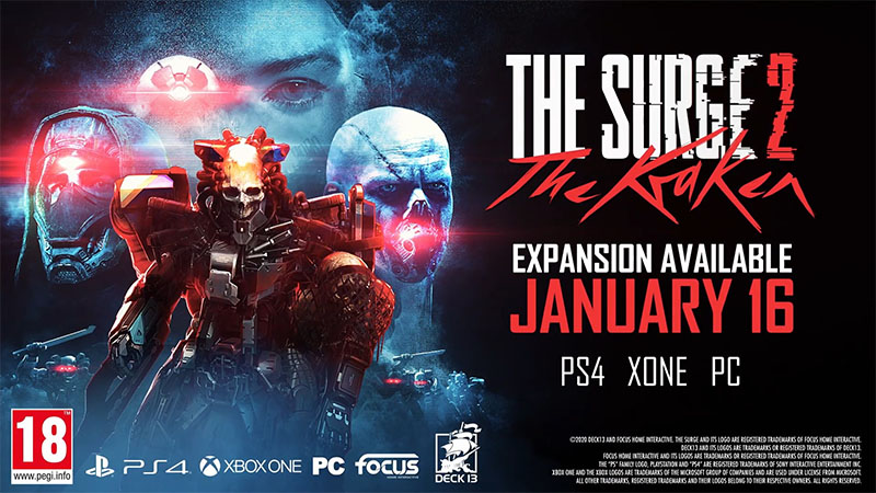 The Surge 2 - The Kraken