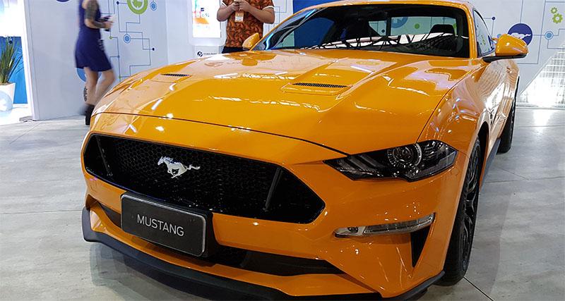 Ford Mach -1 - Novo Mustang está a caminho
