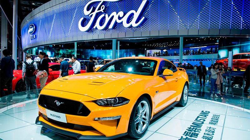 Novo Mustang da Ford está a caminho