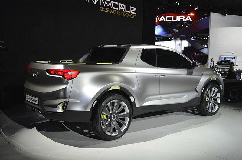 Picape Hyundai Santa Cruz pode ser lançada nos próximos meses