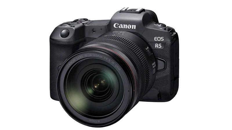 Próximas câmeras mirrorless da Canon poderá gravar vídeos com qualidade 8K
