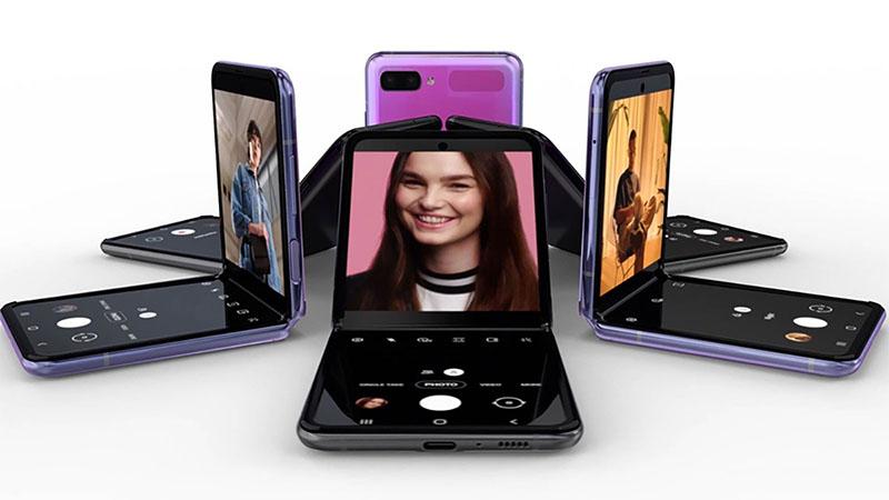 Samsung Galaxy Z Flip tem especificações melhores que o novo Motorola Razr