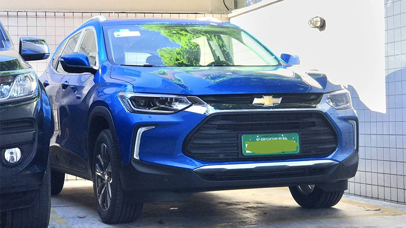 Novo Chevrolet Tracker vai chegar com motor turbo, 6 airbags e muito mais