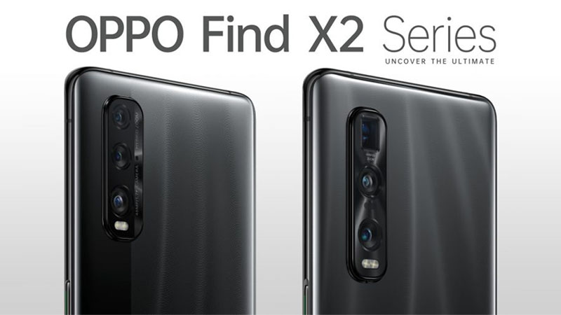 Oppo Find X2 Series é revelado oficialmente