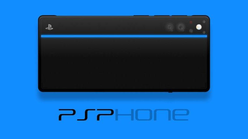 PlayStation Phone surge em imagem conceitual com especificações de ponta