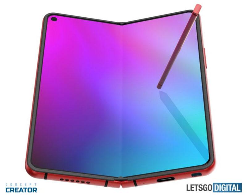 Samsung Galaxy Note Fold pode ser lançado em breve